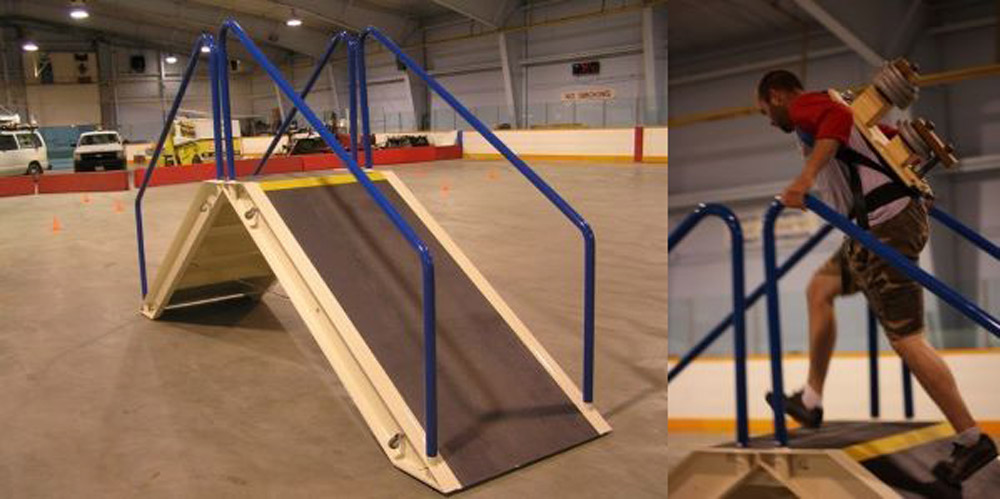 CIFFC - WFX-FIT Equipment - Ramp - 2